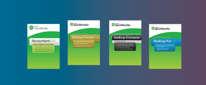 QuickBooks 2019 Updates