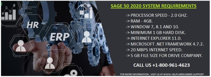 sage 50 2020 system requirements
