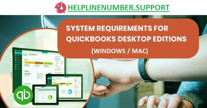 system requirements for QuickBooks 2020