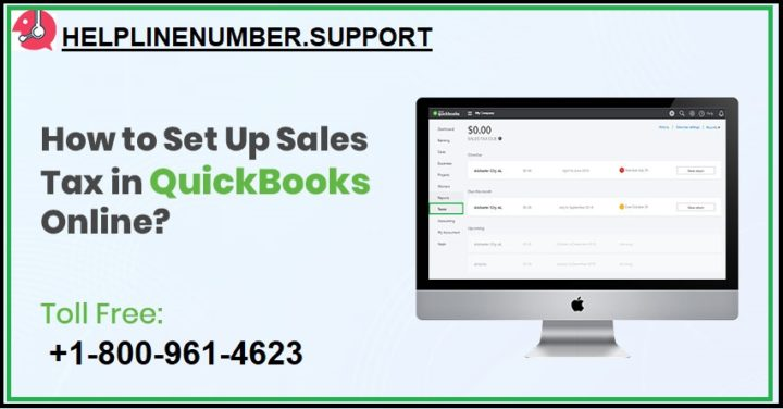 How to Change Sale Tax Rate in QuickBooks Online and Desktop?
