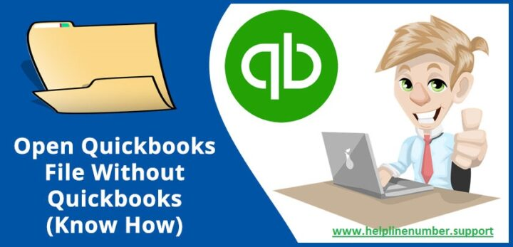 QBB File without QuickBooks