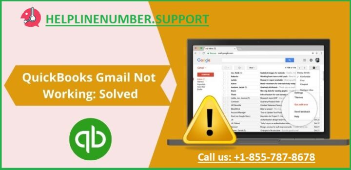 How to Fix QuickBooks Gmail Not Working?